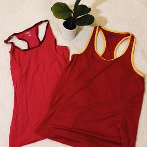 2 FOR 1: 2 REEBOK TANKS